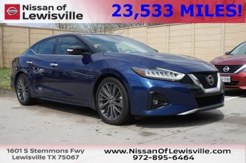 Certified Pre-Owned 2019 Nissan Maxima Platinum FWD 4D Sedan