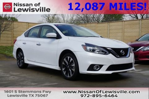 Certified Pre-Owned 2019 Nissan Sentra SR FWD 4D Sedan