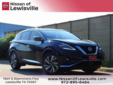 New 2019 Nissan Murano SL FWD 4D Sport Utility