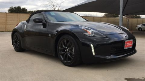 New 2019 Nissan 370Z Base RWD 2D Convertible