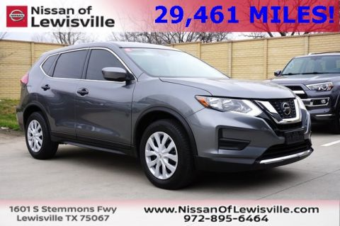 Certified Pre-Owned 2019 Nissan Rogue S FWD 4D Sport Utility