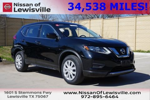 Certified Pre-Owned 2017 Nissan Rogue S AWD 4D Sport Utility