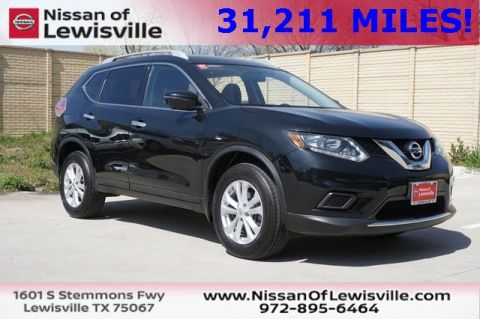 Certified Pre-Owned 2016 Nissan Rogue SV AWD 4D Sport Utility